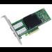 Intel X710-DA2 Fibra 10000 Mbit/s Interno