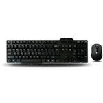 Q-CONNECT WIRELESS KEYBOARD/MOUSE BLK