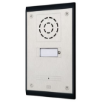 2N Telecommunications 9153101 Black,Silver door intercom system