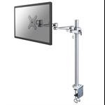 "Newstar FPMA-D935POLE70 30"" Silver flat panel desk mount"