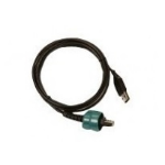 """Zebra AK18666-2 printer cable 72"""" (1.83 m) Black"""