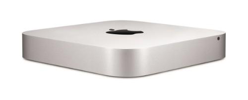 Apple Mac mini 2.6GHz Nettop 4th gen Intel® Core™ i5 Silver Mini PC