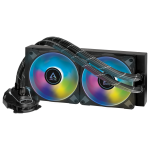 ARCTIC Liquid Freezer II 240 A-RGB Multi Compatible All-in-One CPU Water Cooler with A-RGB ACFRE00093A