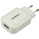 Duracell DRACUSB3W-EU Indoor White mobile device charger