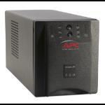 APC SUA750I 750VA Black uninterruptible power supply (UPS)