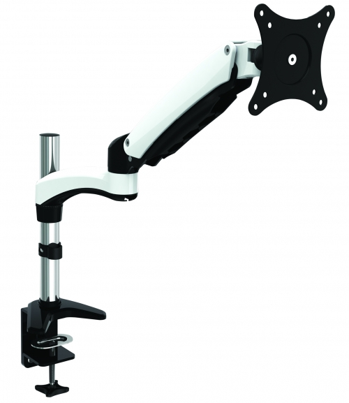 Single Monitor Mount Articulating Arm