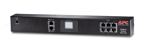 APC NetBotz Rack Sensor Pod 150 security access control system
