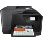 HP OfficeJet Pro 8715 4800 x 1200DPI Thermal Inkjet A4 22ppm Wi-Fi