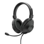 Trust Ozo Headset Head-band USB Type-A Black 24132