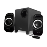 Creative Labs Inspire T3300 speaker set 2.1 channels 27 W Black