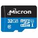 Micron Industrial memoria flash 32 GB MicroSDHC Clase 10 UHS-I