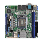 Asrock Mainboards server/workstation motherboard Mini-ITX Intel® C236