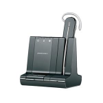 Plantronics Savi W740 Ear-hook Monaural Bluetooth Black