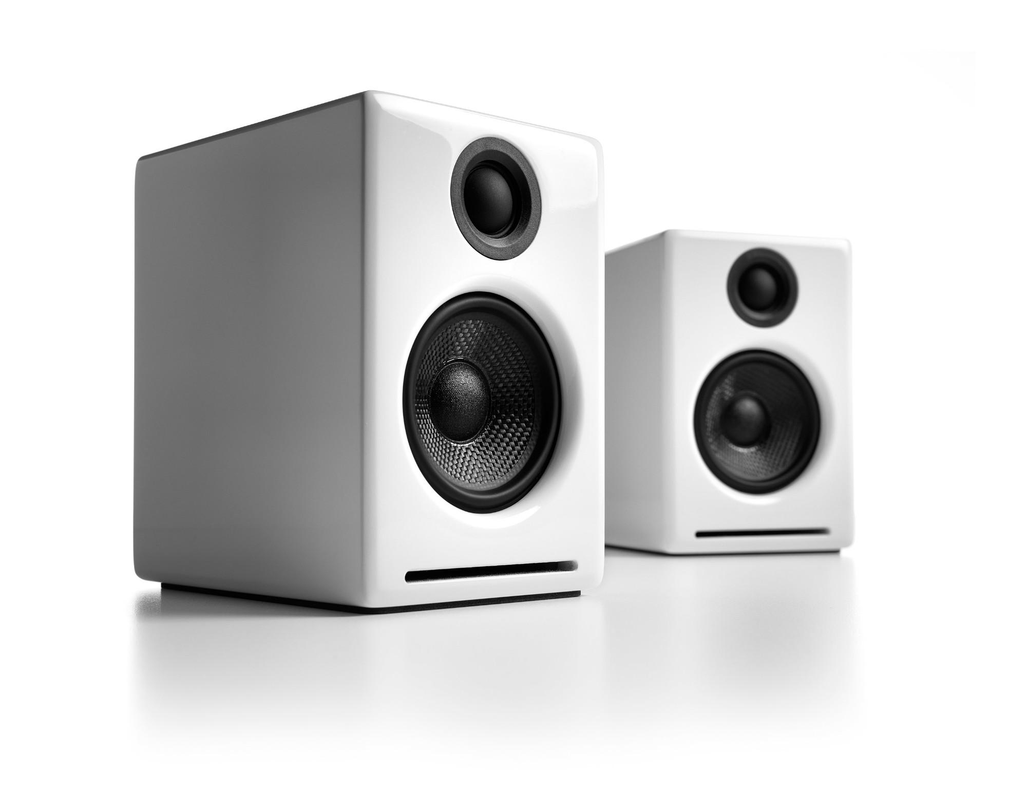 Audioengine A2+ 15W White loudspeaker
