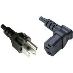 Microconnect PE110418A Black power cable