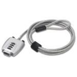 Newstar VGA Lock, 2 meter cable