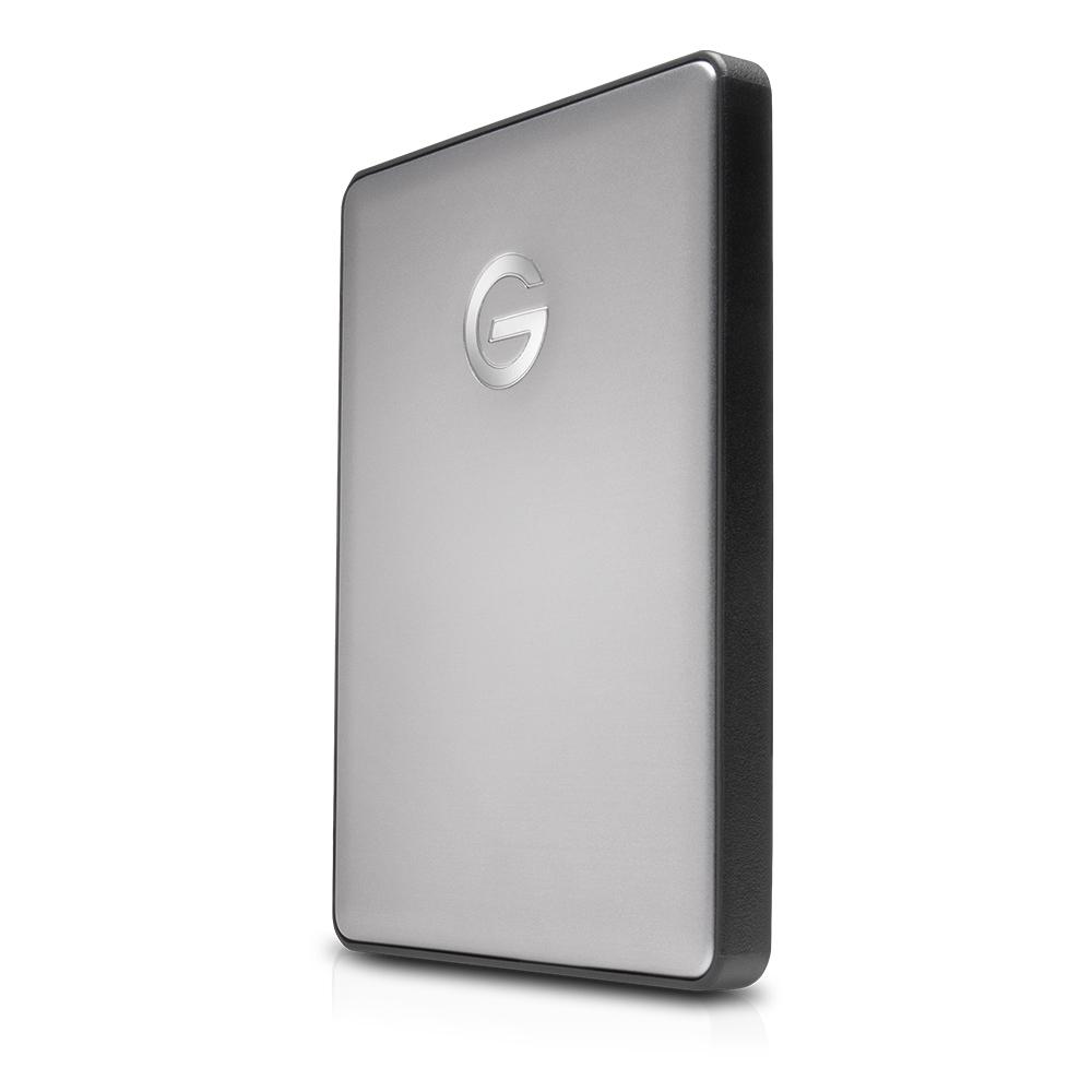 G-Technology G-DRIVE Mobile USB-C external hard drive 2000 GB Grey