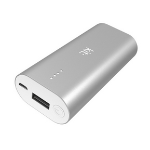 Kit PWRMET6SI power bank Lithium-Ion (Li-Ion) 6000 mAh Silver