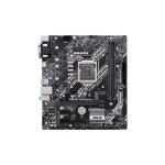 ASUS Intel 1200 Prime H410M-A D4 M-ATX LGA 1200 Micro ATX Intel H410