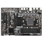 Asrock 970 Pro3 R2.0 motherboard Socket AM3+ ATX AMD 970