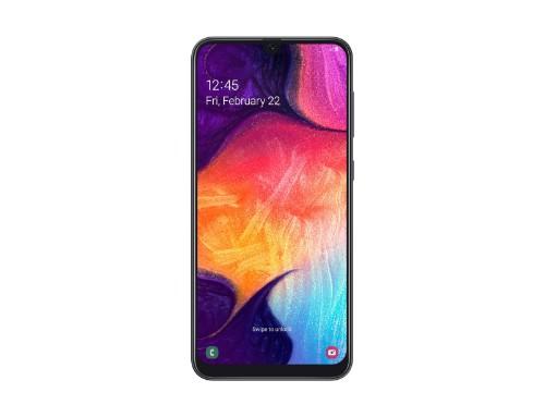 """Samsung Galaxy A50 SM-A505F 16.3 cm (6.4"""") 4 GB 128 GB Dual SIM Black 4000 mAh"""