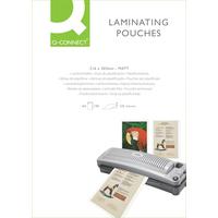 Q-CONNECT KF24055 laminator pouch