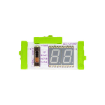littleBits number Display module Multicolor