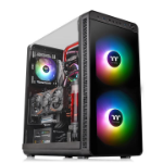 Thermaltake View 37 ARGB Edition Midi Tower Black