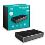 """Vantec NST-371C31-BK storage drive enclosure 2.5/3.5"""" HDD/SSD enclosure Black"""