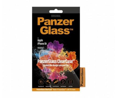 "PanzerGlass 0190 mobile phone case 15.5 cm (6.1"") Cover Transparent"