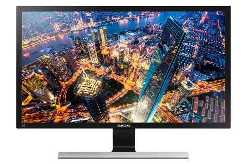 "Samsung LU28E570DS LED display 71.1 cm (28"") 4K Ultra HD Flat Black,Silver"