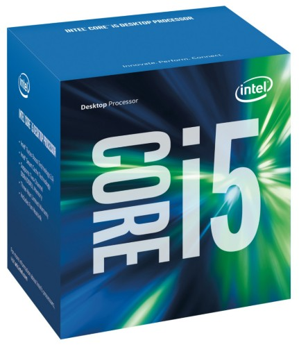 Intel Core i5-7600K processor 3.8 GHz Box 6 MB Smart Cache