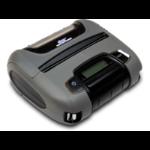 Star Micronics SM-T400I-DB50 UK Black, inc li-ion battery, 4 Ruggedized Mobile Receipt Printer with Bluetooth & Mfi