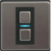 Lightwave L21EU regulador Integrado Regulador de intensidad Acero inoxidable