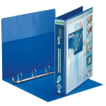 Leitz Presentation Binder Premium Blue 4 x 30 mm ring binder A4