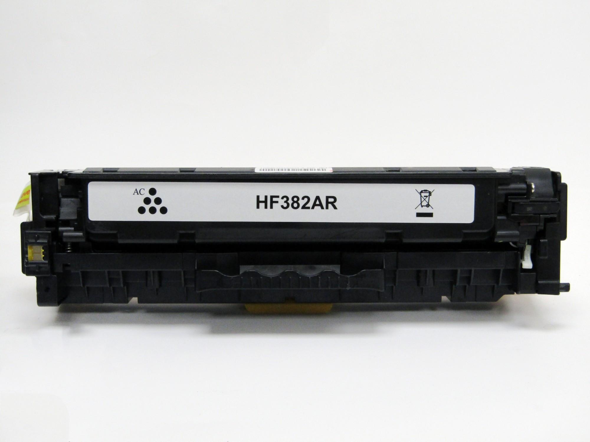 Remanufactured HP CF382A (312A) Yellow Toner Cartridge