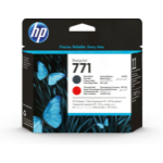 HP CE017A (771) Printhead black matt, 775ml