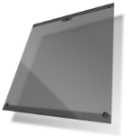 Cooler Master MasterAccessory Tempered Glass Side Panel for MasterCase 3 Series
