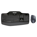 Logitech MK710 RF Wireless QWERTY Spanish Black