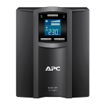 APC Smart-UPS Line-Interactive 1000VA 8AC outlet(s) Black uninterruptible power supply (UPS)