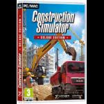 Astragon Construction Sim Deluxe Edition, PC/Mac Basic Mac/PC English video game