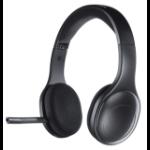 Logitech H800 Bluetooth WIRELESS HEADSET Voor computers, smartphones en tablets