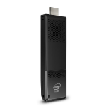 Intel STK1AW32SC x5-Z8300 1.44GHz Windows 10 Home HDMI Black