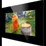 "Rollei Designline 5160 digital photo frame 39.6 cm (15.6"") Black"