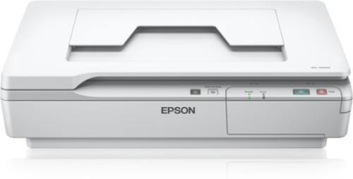 Epson WorkForce DS-5500 1200 x 1200 DPI Flatbed scanner White A4
