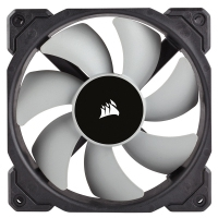 Corsair Air ML120 Computer case Fan 12 cm Black, Grey