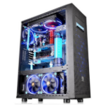 Thermaltake Core X71 TG Edition Full Tower Black