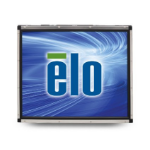 """Elo Touch Solution 1739L 17"""" 1280 x 1024pixels Stainless steel touch screen monitor"""