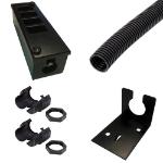 Cablenet 4 Way Pre-Assembled POD Box 5m Kit Horizontal 32mm