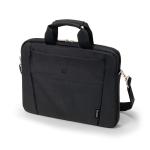 "Dicota Slim Case Base 13-14.1 notebook case 35.8 cm (14.1"") Messenger case Black"